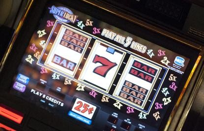 Slots and Video Poker