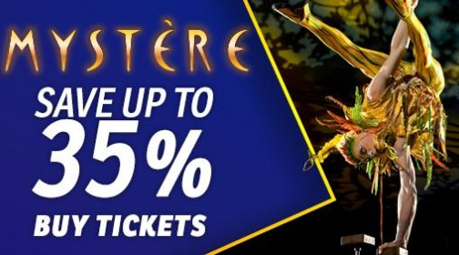 Mystere save 35%