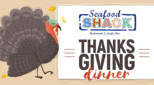 Seafood Shack Thanksgiving 2020