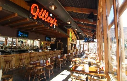 Gilley's BBQ