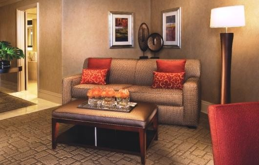 Ti Las Vegas Petite Small Suite Best Affordable Hotel