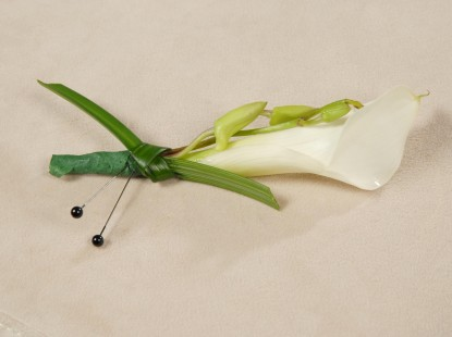 Single Mini Calla Lily