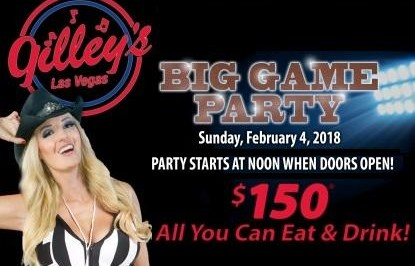 GIlley's Big Game Party