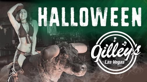 Gilley's Halloween
