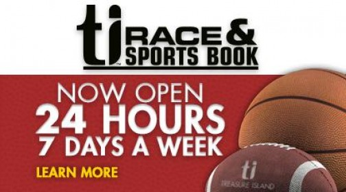 Race and Sports Book Open 24/7