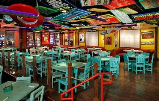 Mystere Show Tickets And Señor Frogs Restaurant Package At The Ti