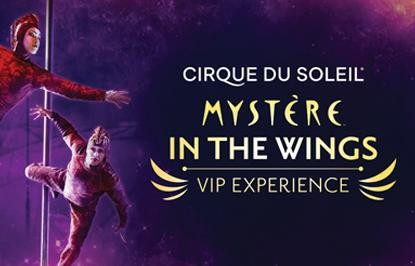 Mystère In The Wings VIP