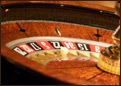 Roulette table games at Treasure Island.
