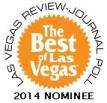 Best of Las Vegas 2014 Nominee