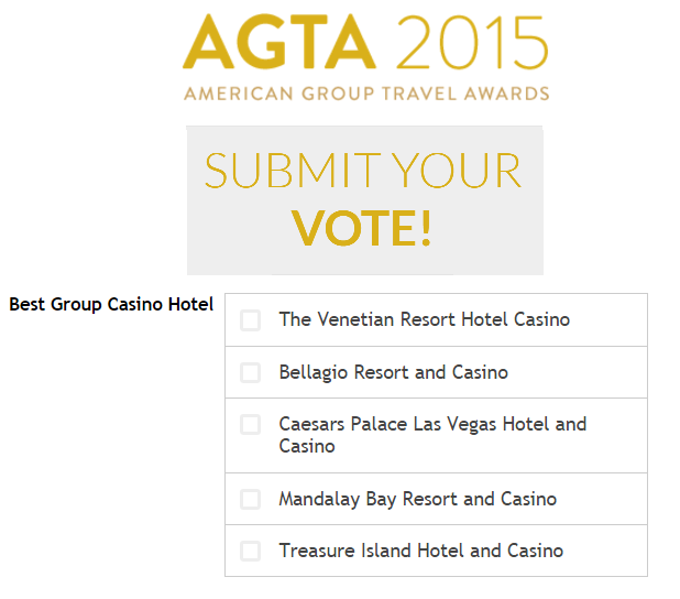 Best Group Casino Hotel Nominee